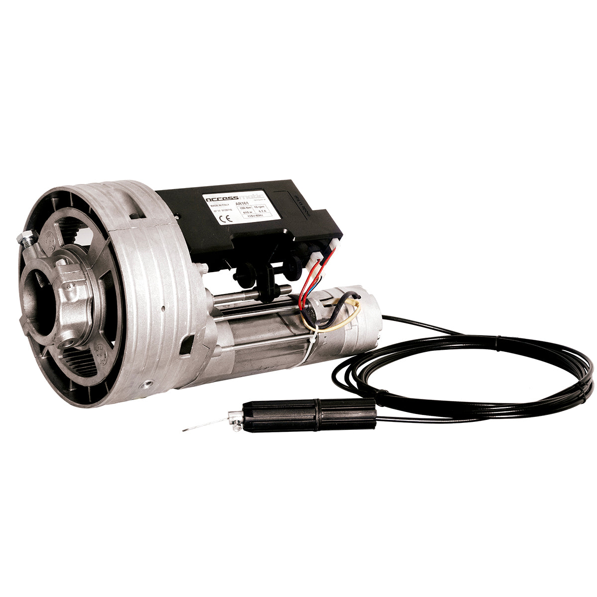 MOTOR PARA CORTINA ENROLLABLE ACCESSMATIC ARMADILLO 261 DE 260 KG