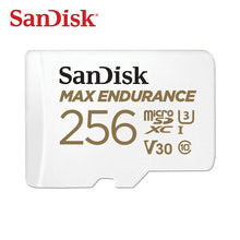 Load image into Gallery viewer, SanDisk Max Endurance MicroSD Card