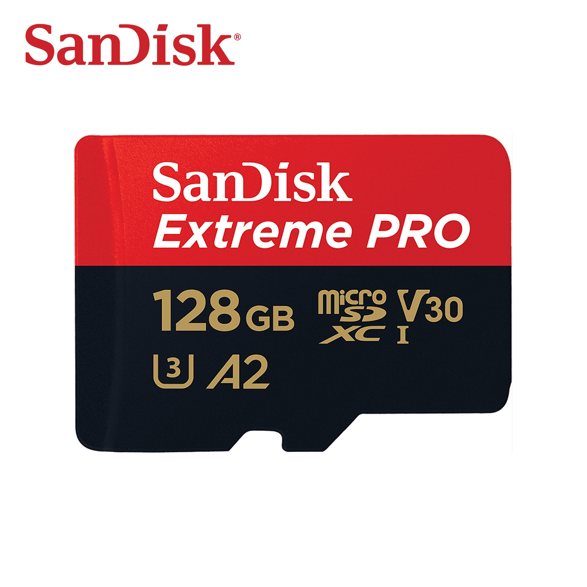 SanDisk Extreme PRO microSD Card
