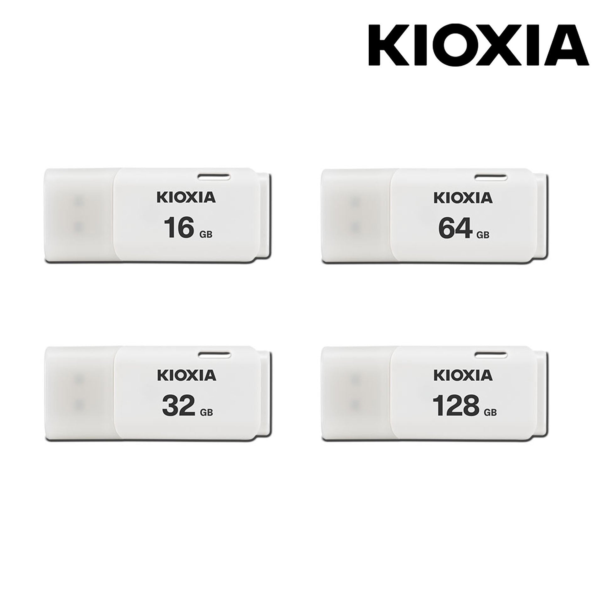 KIOXIA U202 USB 2.0 Flash Drive
