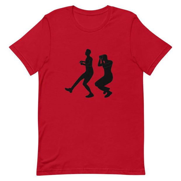 Vosho Dance T-Shirt - Shey Disturbia