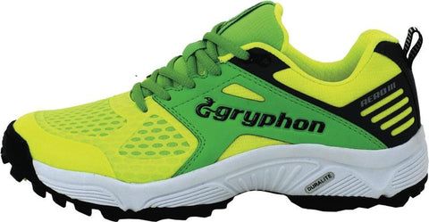 GRYPHON Aero G3 Turf Shoe - Lemon & Lime