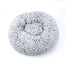 Load image into Gallery viewer, Super Soft Round Dog Bed