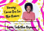 Tabitha Brown Funny Quotes