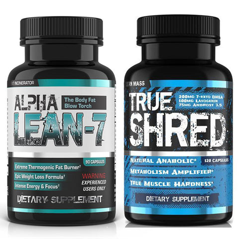 Alpha Shred Stack