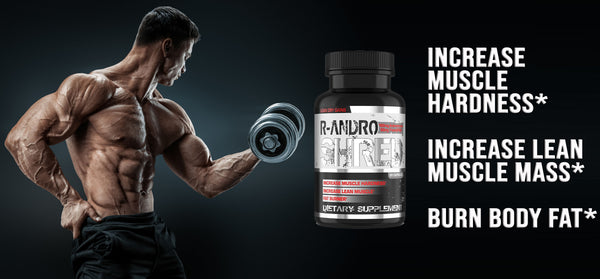 R-Andro Shred by Hard Rock Supplements randro shred, r andro shred, muscle builder, weight lifting, body building, shred, cutting,