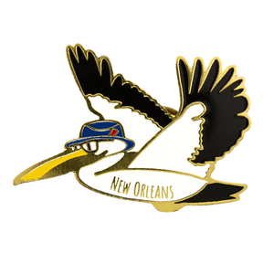 Cool Pelican Pin
