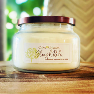 SLEIGH RIDE | CANDLE