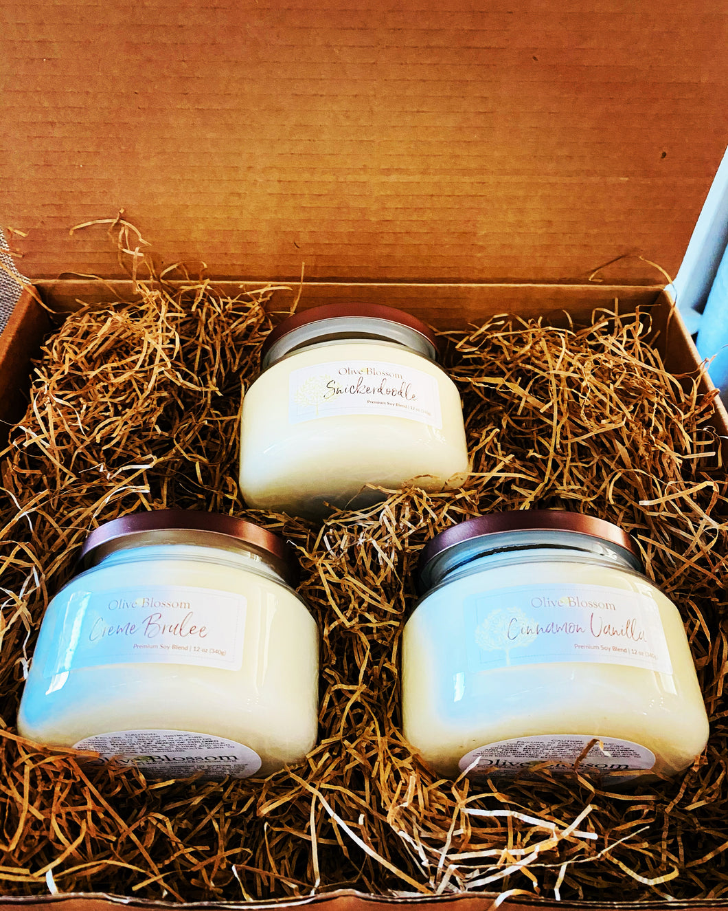 HOLIDAY GIFT SET | CANDLE LOVER