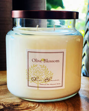 Load image into Gallery viewer, OLIVE BLOSSOM | CANDLE