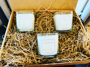 HOLIDAY GIFT SET | CANDLE SAMPLE SET