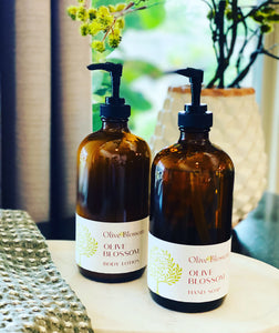 OLIVE BRANCH | BODY LOTION