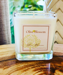 OLIVE BLOSSOM | CANDLE