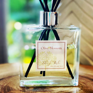 OLIVE BLOSSOM | REED DIFFUSER