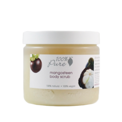 Body Scrub: Mangosteen