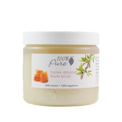 Body Scrub: Honey Almond