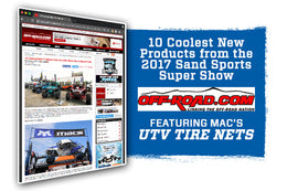 Mac's Makes the Off-Road.com Top 10