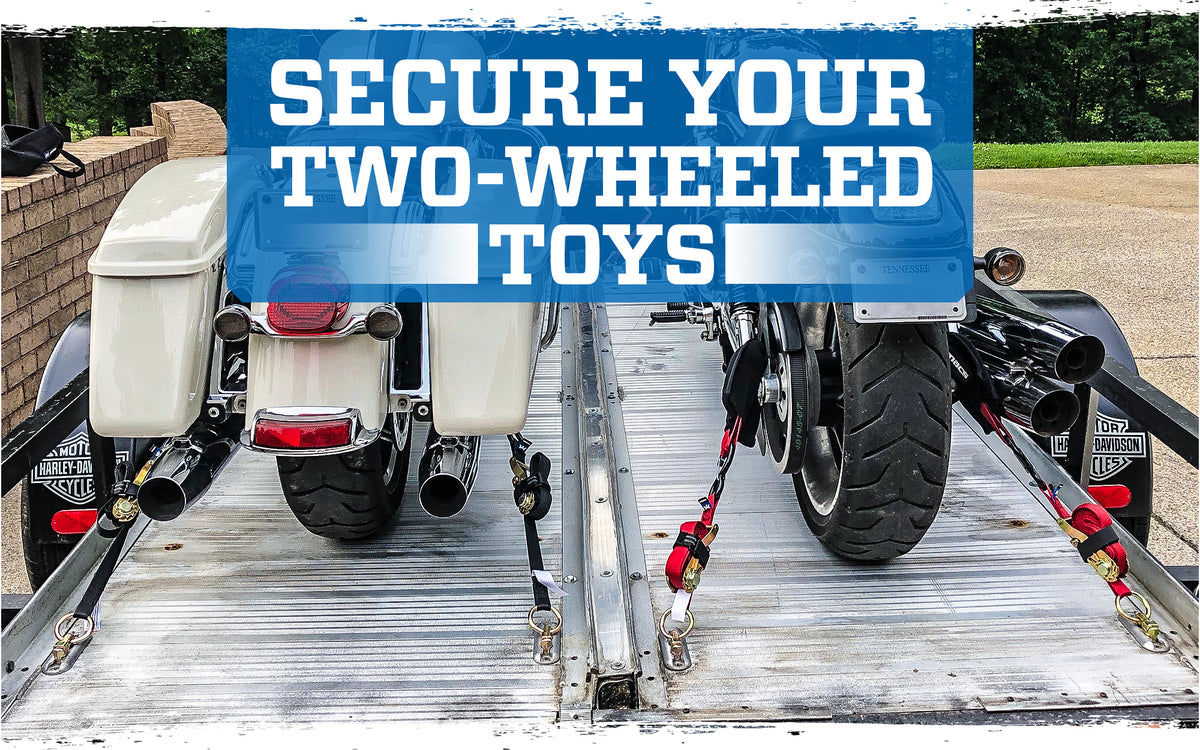 Two-Wheeled Toys