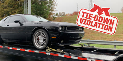 Tie-Down Violation – Challenger