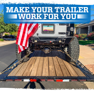 Trailer Tie Downs