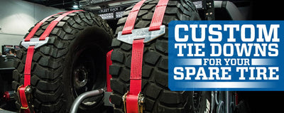 Custom Tie Downs for Your Chase Rack