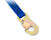 Choose the Flat Snap Hook option for added safety.