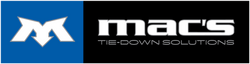 Backing Plate for M-801 | macscustomtiedowns