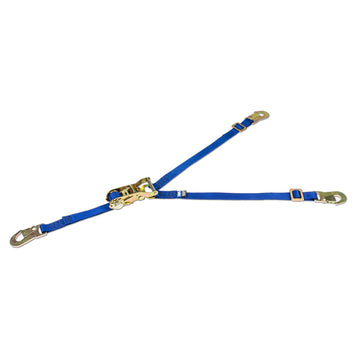 "Y-Strap Tire Tie-Down, 26"" to 32"" Tire"