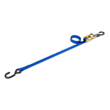 "Standard 1"" Tie-Down Strap w Ratchet"