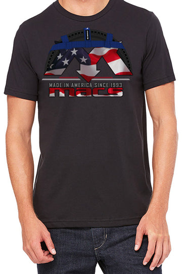 Mac's Patriot Tee