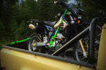 Dirt Bike in Truck Bed