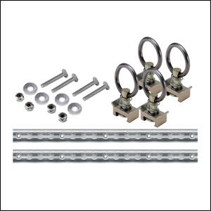 Truck Tie Down Kit - Full Size Long Bed Chevy/Dodge/Ford