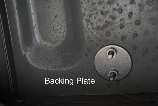 anchor backing plate