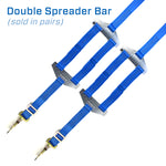 Chase Rack Spreader Bar Tie Downs (Pair)