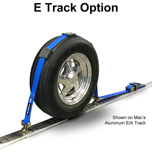 E Track Option - Fixed End