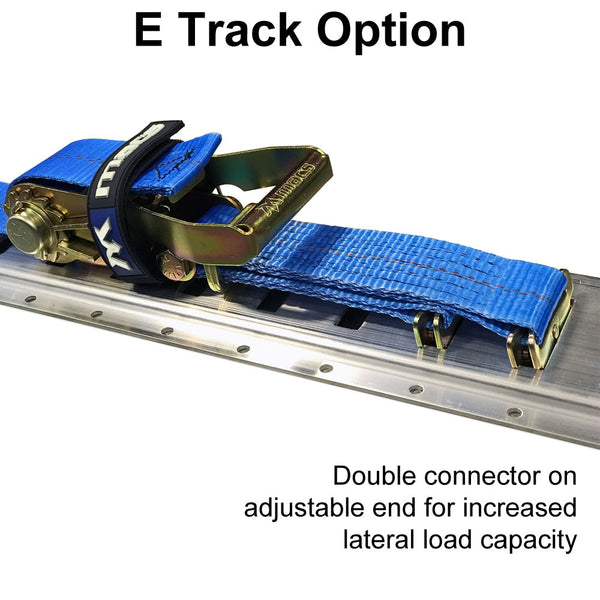 E Track Option - Ratchet End