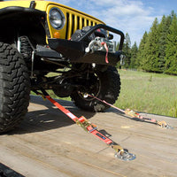 Jeep with Axle Strap Side View