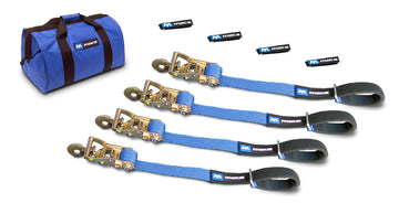 Cinch Tie Down Strap Kit for Confined Spaces