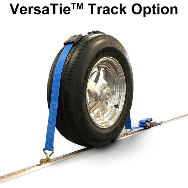 VersaTie Track Option - Fixed End