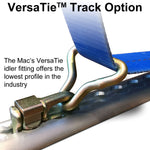 VersaTie Track Option Idler Fitting