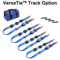 Tire Block Strap Pack - VersaTie Track Option