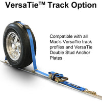 VersaTie Track Option - Ratchet End
