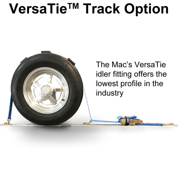 VersaTie Track Option - Side