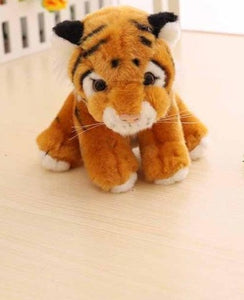 Baby Tiger Soft Toy