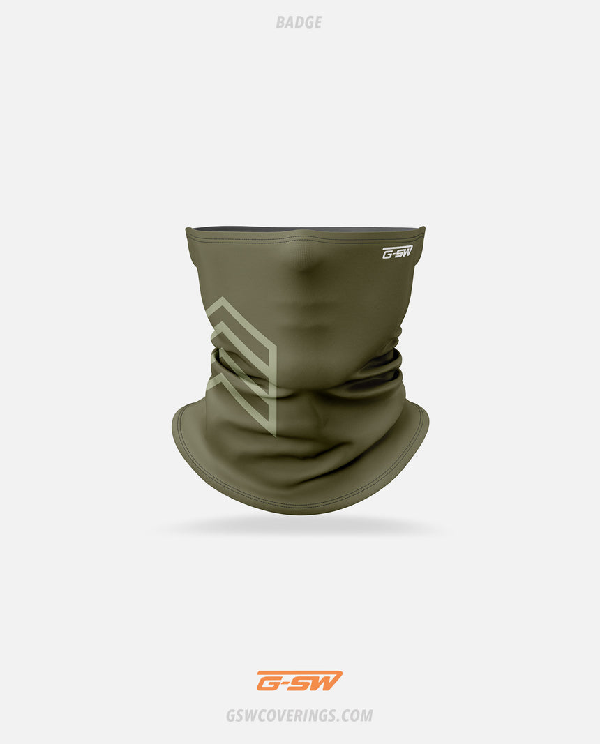 Badge Neck Gaiter - GSW Ready-Made Face Covering