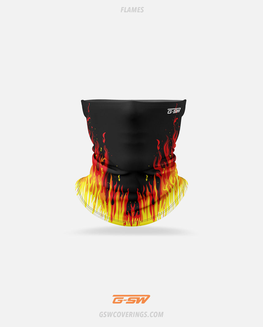 Flamethrower Neck Gaiter