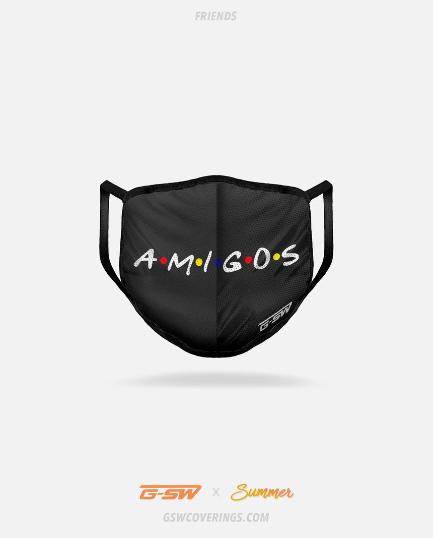 Amigo (Friends) Face Mask - Summer Collection