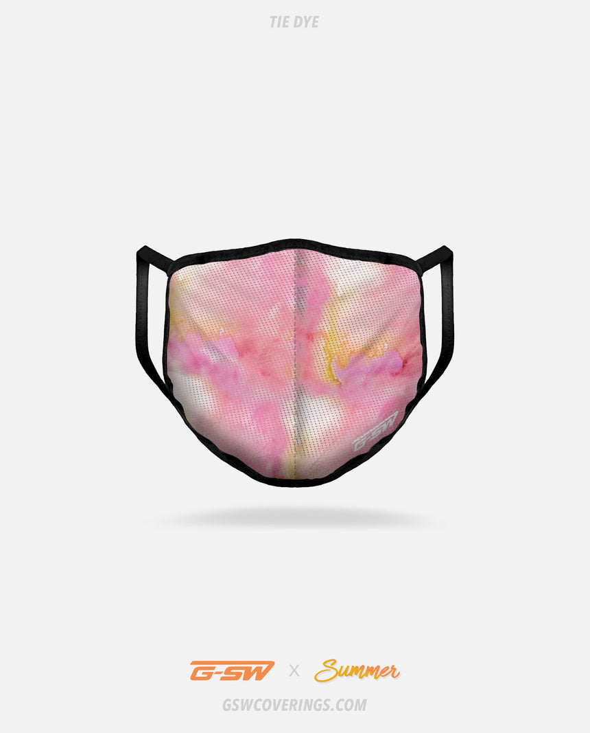 Tie Dye Face Mask - Summer Collection