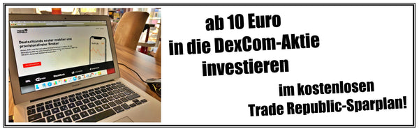 DexCom-Aktie, Trade Republic, Highflyer-Aktien