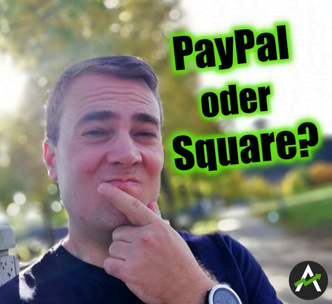 PayPal oder Square-Aktie